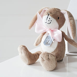 Personalised Nutbrown Hare - baby & child