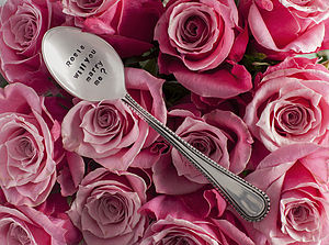 Personalised Proposal Tea Spoon - proposal ideas