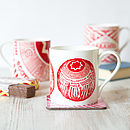 Tunnocks Teacake Mugs