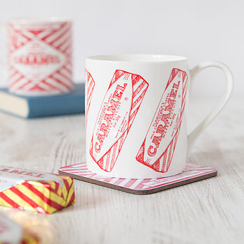 Tunnocks Caramel Wafer Mugs