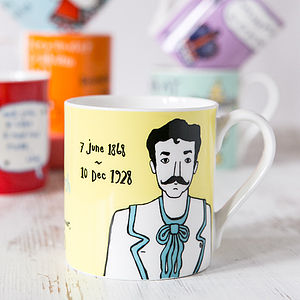 Charles Rennie Mackintosh Mug