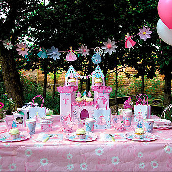 Princess Party Range