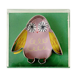 Owl Cookie Cutter - shop by price