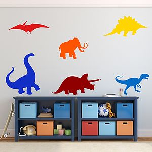 Dinosaurs Kids Wall Stickers - baby & child sale