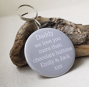 Personalised 'More Than' Bottle Opener