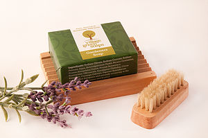 Gardeners Soap Gift Set - bath & body