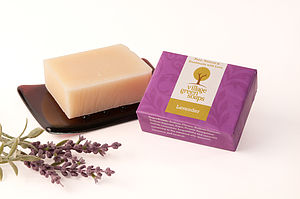 Soap And Artisan Soap Dish Gift Set