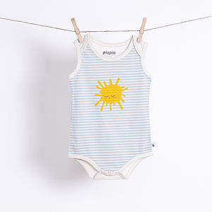 Baby's Sunny Day Organic Body - clothing