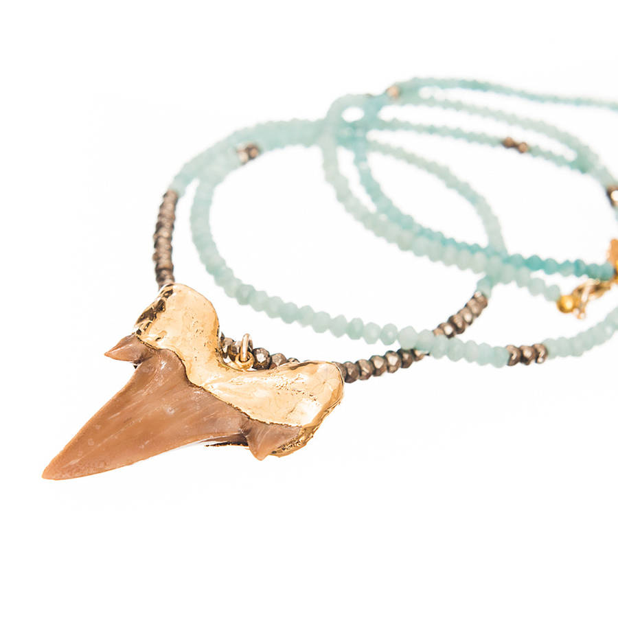 Mystic Sea Necklace By Red Ruby Rouge Notonthehighstreet Com