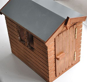 Dads 'Desk Shed' Pen Tidy - stationery