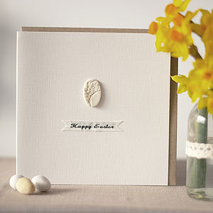 Easter Egg Keepsake Card
