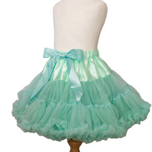Mint Pettiskirt - clothing