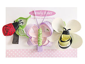 Little Bugs Gift Set - hair accessories