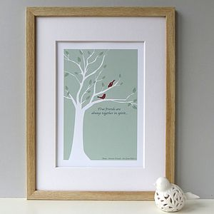 Personalised Friendship Best Friend Print - view all sale items