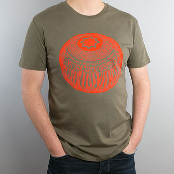 Tunnocks Teacake Mens T Shirt