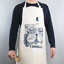 Scottish Breakfast Apron