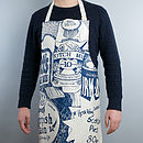 'Scottish Breakfast' Apron