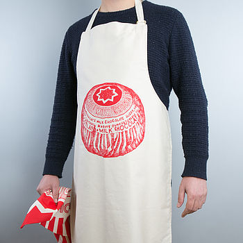 'Tunnock's Teacake' Scottish Apron