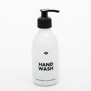 Men's Society Hand Wash