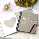 Wedding Guest Book By Illustries