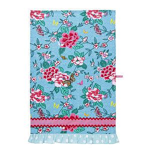 Susie Styled Cotton Tea Towel
