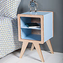 Space Bedside Table