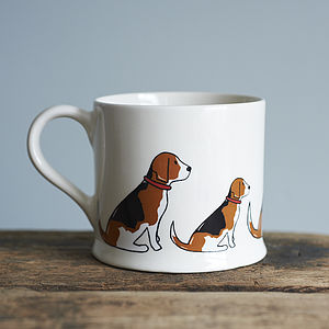 Beagle Mug - kitchen