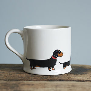 Dachshund / Sausage Dog Mug - view all sale items