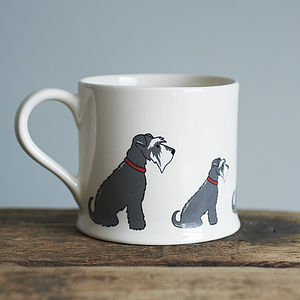 Schnauzer Mug - view all sale items