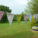 Oily Rag Outdoor Classic Oilcloth Bunting