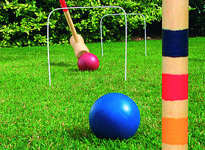 Traditional Garden Croquet Set - traditional toys & games