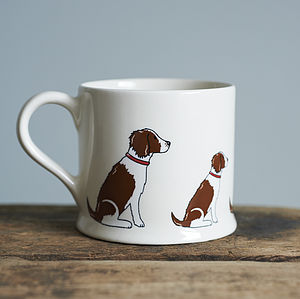 Springer Spaniel Mug - view all sale items