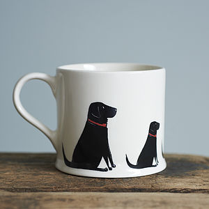 Labrador Mug - sale by room