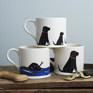 Labrador Mug - gifts for pet-lovers