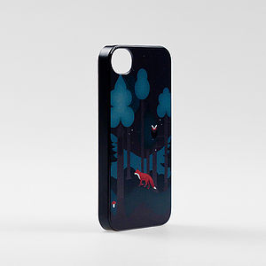Forest iPhone Cover - phone & tablet covers & cases