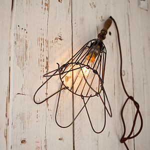 Wire Wall Light - ceiling lights