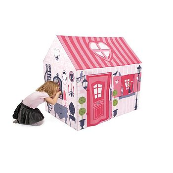 Fabric Play House