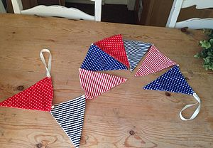 Nautical Bunting - bunting & garlands
