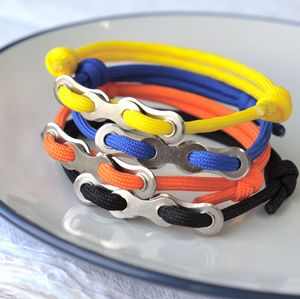 Men's Bike Chain Bracelet - bracelets