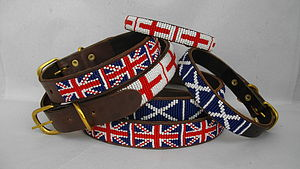 Patrotic Collars - dog collars