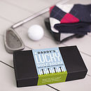 Gift For A Golfer Sock Set