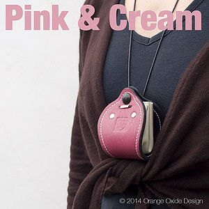Leather Coin Pouch Purse