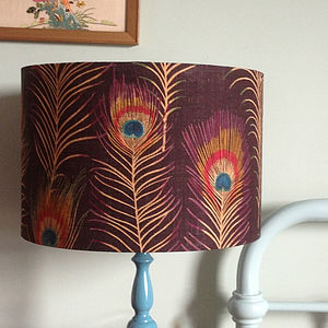 Handmade Themis Lampshade - living room
