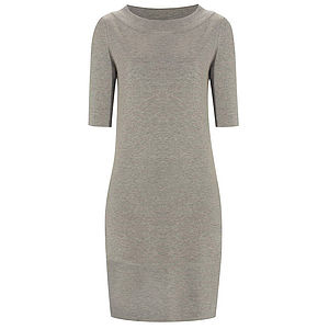 15% Off Cotton Blend Knitted Dress - women's fashion