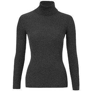 50% Off Super Soft Roll Neck Top - view all sale items