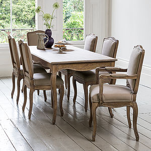 Avignon Dining Set - dining room