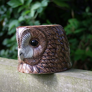 Wise Owl Egg Cup