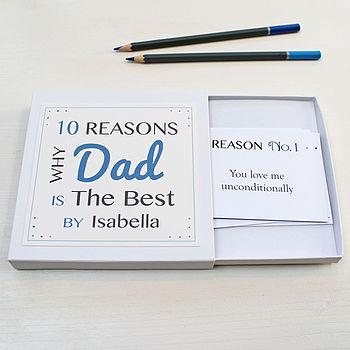 Modern 'dad' font