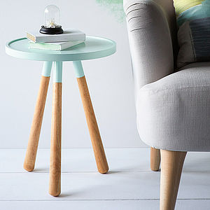 Colour Dip Table - side tables