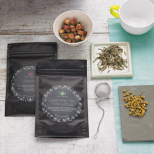 Monthly Tea Subscription - 100 less ordinary gift ideas